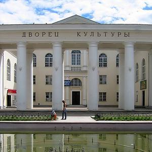 Дворцы и дома культуры Барсуков