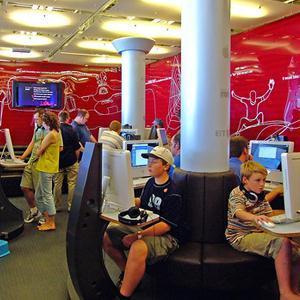 Интернет-кафе Барсуков