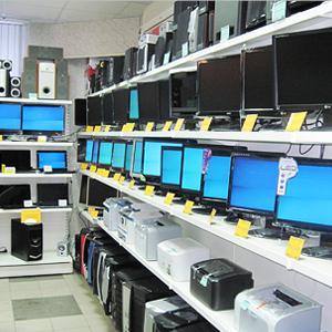 Компьютерные магазины Барсуков