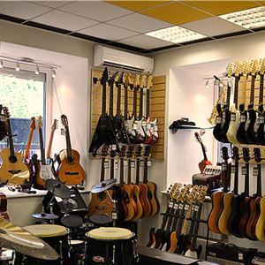 Музыкальные магазины Барсуков