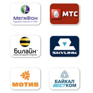 Операторы сотовой связи Барсуков