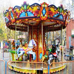 Парки культуры и отдыха Барсуков
