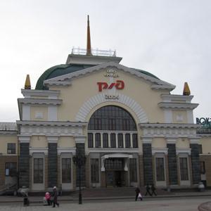 Железнодорожные вокзалы Барсуков
